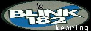 The Blink 182 Webring